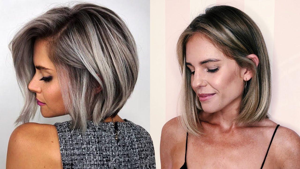 Goddess Bob Hairstyles 2019 - Bob Haircuts for Women 2019 Inspiration - Cortes de Cabelo