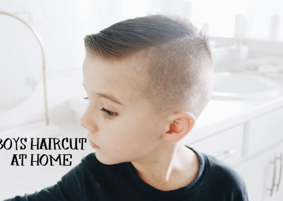HOW TO CUT BOYS HAIR AT HOME | HAIRCUT TUTORIAL | 13
