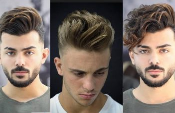Men's New Low Fade Hairstyles For Winter 2019 11