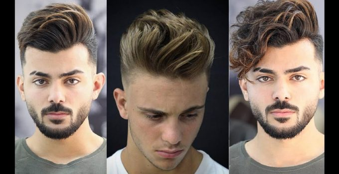 Men's New Low Fade Hairstyles For Winter 2019 8