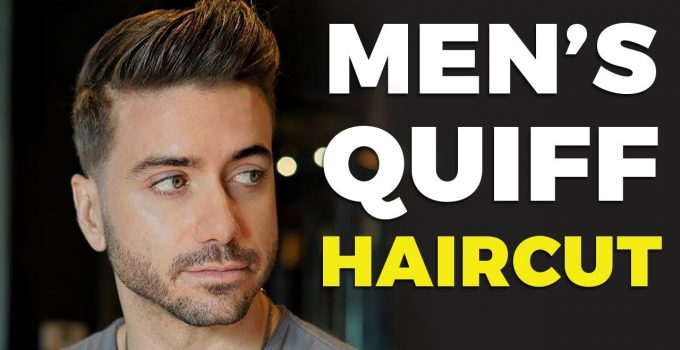 MEN'S QUIFF HAIRCUT & HAIRSTYLE 2019 | Alex Costa ft. Daniel Alfonso 4