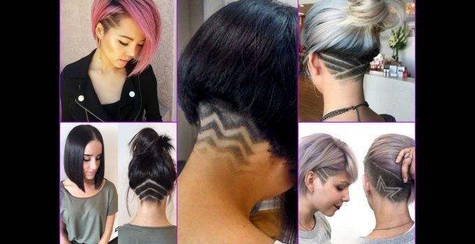 25 Undercut Bob Haircut Ideas for Women - New Hair Trends 2018 6