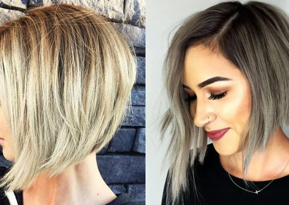 Bob Hairstyle for Women 2018 & 2019 Vidal Sassoon Bob Haircut Styles 14