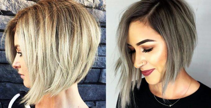 Bob Hairstyle for Women 2018 & 2019 Vidal Sassoon Bob Haircut Styles 6