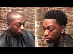Man Weave Transformation #9 | Cut By Cimaje Studio | Afro Haircut 16