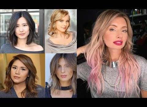 100 Best Hairstyles and Haircuts for Square Faces Rounding the Angles 8