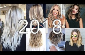 2018 Ombre Hairstyles and Hair Colors - Ombre Hair ideas - Balayage Ombre 7