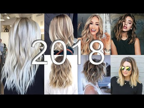 2018 Ombre Hairstyles and Hair Colors - Ombre Hair ideas - Balayage Ombre 6