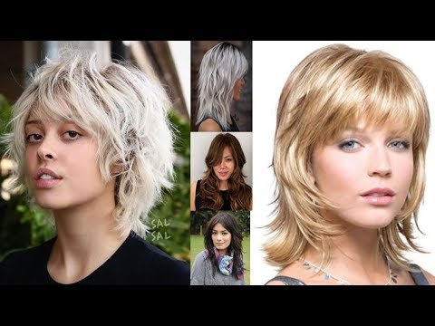 2018 Shag Haircuts For Women - Long Hairstyles , Medium Hair Ideas , Short Haircuts 10