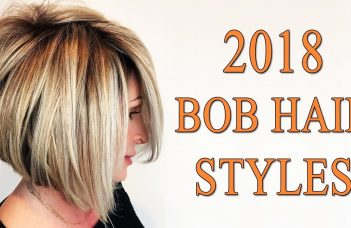 Bob Hair Styles for 2018 - Bob Hairstyles and Haircuts Trend 2018 14