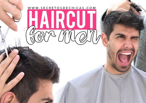 Haircut for men step by step tutorial | Patry Jordan 1