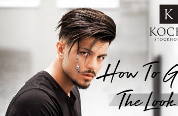 Jack Sparrow Inspired Hairstyle & Haircuts Tutorials   Men's Hairstyles #NEW 2017 10