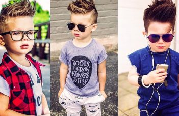 Kid's New Stylish , Funky  Hairstyles    2018 11