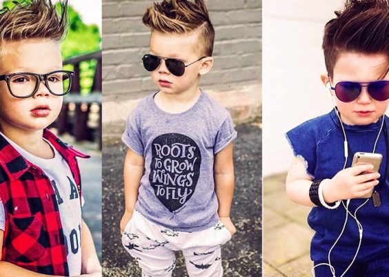 Kid's New Stylish , Funky  Hairstyles || 2018 14