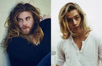 Long Hairstyles for Men 2018 13