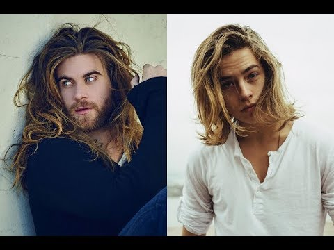 Long Hairstyles for Men 2018 12