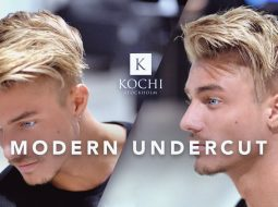 Modern Undercut | Cool and Popular Hairstyle | Hair For Men 10