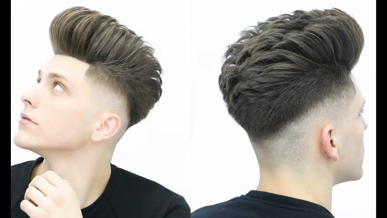 Style Hairstyle For Boys 2019 Photo