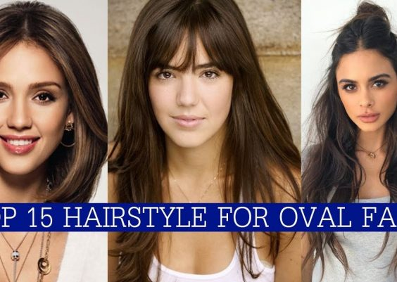 Top 15 Jaw Dropping HairStyle for Oval Face | Best 15 Oval Face HairStyle for women 4