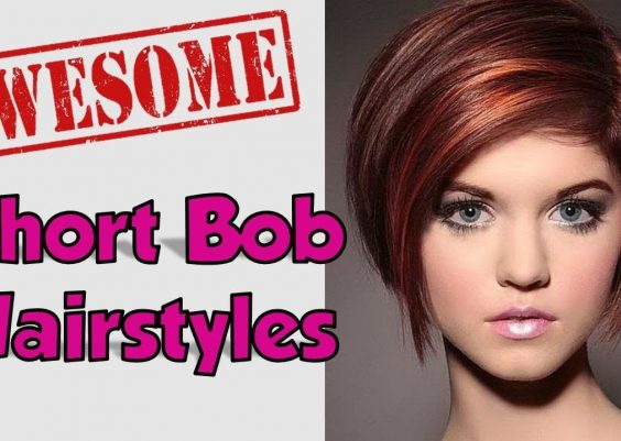 Womens Short Bob Hairstyles Ideas 2018 2019 4