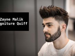 Zayn Malik Signature Hair Tutorial | Mens Summer Hairstyle Inspiration 2017 4