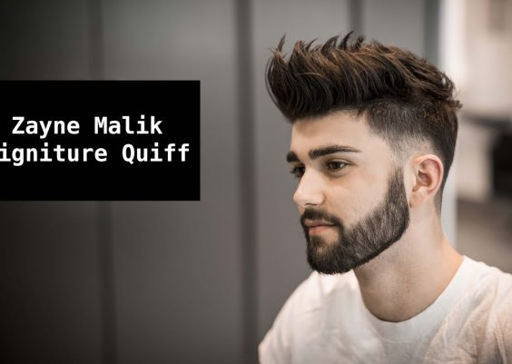 Zayn Malik Signature Hair Tutorial | Mens Summer Hairstyle Inspiration 2017 13