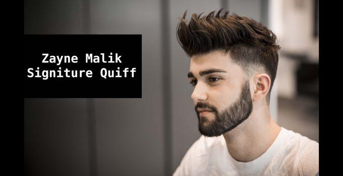 Zayn Malik Signature Hair Tutorial | Mens Summer Hairstyle Inspiration 2017 10