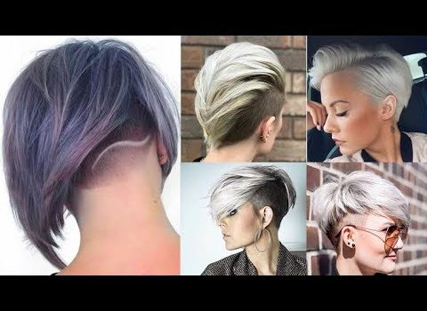 22 Amazing pixie hairstyles - Asymmetrical short haircuts 2019 8