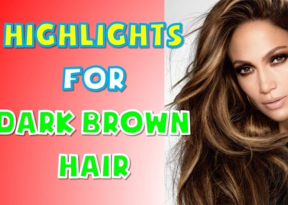 40+ BEST Highlights For Dark Brown Hair Women 2018 2019 10