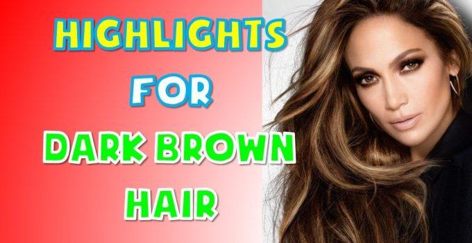 40+ BEST Highlights For Dark Brown Hair Women 2018 2019 8