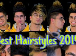 Best Hairstyle/Color for Men's 2019 | Ashish Bhatia | Best HairCuts for BOYS - TOP 6 17