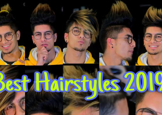Best Hairstyle/Color for Men's 2019 | Ashish Bhatia | Best HairCuts for BOYS - TOP 6 3