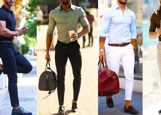 Latest Men's Formal Shirt Pant Fashion 2019 | Best Formal style 2019 13
