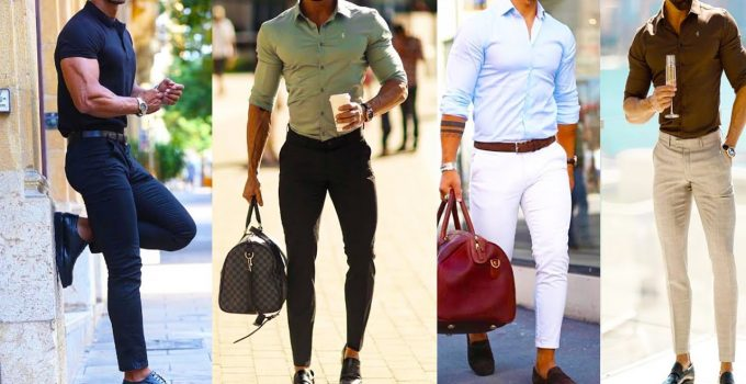 Latest Men's Formal Shirt Pant Fashion 2019 | Best Formal style 2019 6
