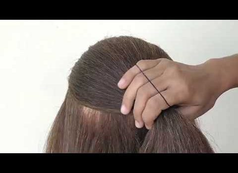 Simple Hairstyle For Everyday Use 5